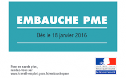 logo embauche PME 18 01 2015